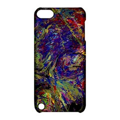 Crazy Colors  11 Apple Ipod Touch 5 Hardshell Case With Stand