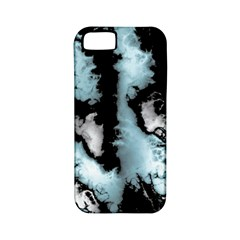 Winter Fractal 4 Apple Iphone 5 Classic Hardshell Case (pc+silicone)