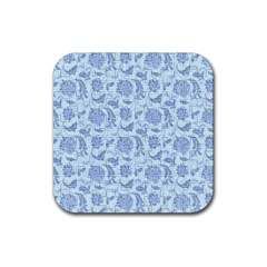 Vintage Pattern 11901c Rubber Coaster (square)