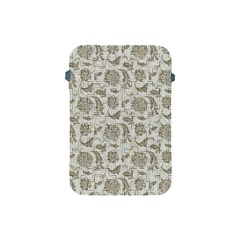 Vintage Pattern 11901b Apple Ipad Mini Protective Soft Cases
