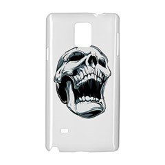 Skull Screaming Samsung Galaxy Note 4 Hardshell Case