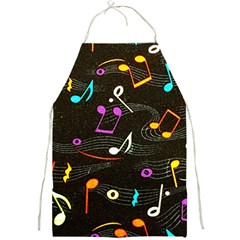 Fabric Cloth Textile Clothing Full Print Aprons
