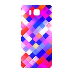Squares Pattern Geometric Seamless Samsung Galaxy Alpha Hardshell Back Case