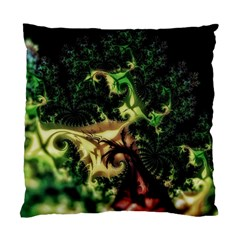 Fractal Cauliflower Green Rendered Standard Cushion Case (one Side)