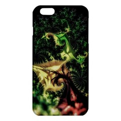 Fractal Cauliflower Green Rendered Iphone 6 Plus/6s Plus Tpu Case
