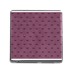 Nodes Purple Texture Memory Card Reader (square 5 Slot)