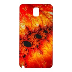 Red Fractal Mandelbrot Art Wallpaper Samsung Galaxy Note 3 N9005 Hardshell Back Case