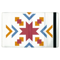 Star Flag Apple Ipad 2 Flip Case