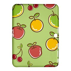 Seamless Fruit Samsung Galaxy Tab 4 (10 1 ) Hardshell Case  by AnjaniArt