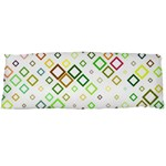Square Colorful Geometric Style Body Pillow Case Dakimakura (Two Sides) Back