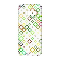 Square Colorful Geometric Style Samsung Galaxy S8 Hardshell Case