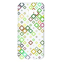Square Colorful Geometric Style Samsung Galaxy S8 Plus Hardshell Case