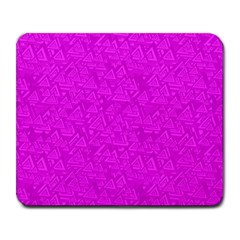 Triangle Pattern Seamless Color Large Mousepads