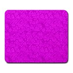 Triangle Pattern Seamless Color Large Mousepads Front