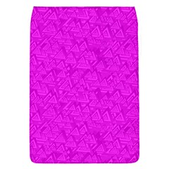 Triangle Pattern Seamless Color Removable Flap Cover (s)