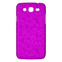 Triangle Pattern Seamless Color Samsung Galaxy Mega 5 8 I9152 Hardshell Case