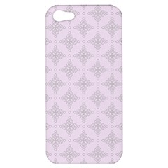 Star Pattern Texture Background Apple Iphone 5 Hardshell Case