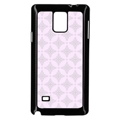 Star Pattern Texture Background Samsung Galaxy Note 4 Case (black)