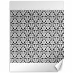 Ornamental Checkerboard Canvas 36  x 48  48 x36  Canvas - 1