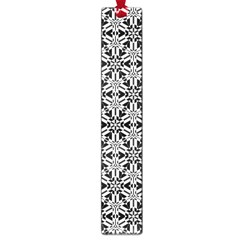 Ornamental Checkerboard Large Book Marks