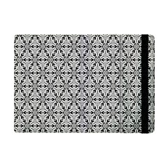 Ornamental Checkerboard Ipad Mini 2 Flip Cases by Mariart
