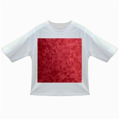 Triangle Background Abstract Infant/Toddler T-Shirts