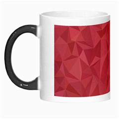 Triangle Background Abstract Morph Mugs