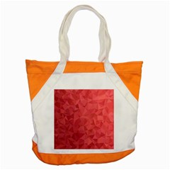 Triangle Background Abstract Accent Tote Bag