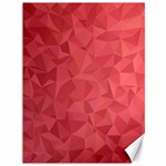 Triangle Background Abstract Canvas 36  x 48  48 x36  Canvas - 1