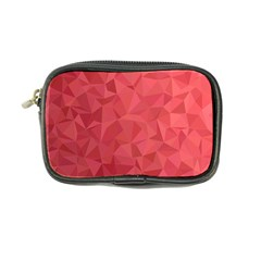 Triangle Background Abstract Coin Purse