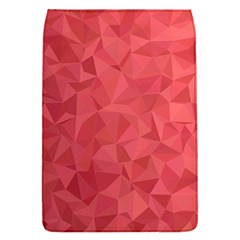 Triangle Background Abstract Removable Flap Cover (s)