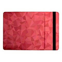 Triangle Background Abstract Samsung Galaxy Tab Pro 10.1  Flip Case