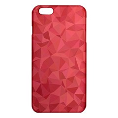 Triangle Background Abstract iPhone 6 Plus/6S Plus TPU Case