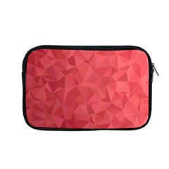 Triangle Background Abstract Apple MacBook Pro 13  Zipper Case