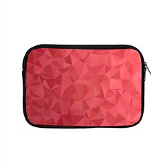 Triangle Background Abstract Apple MacBook Pro 15  Zipper Case
