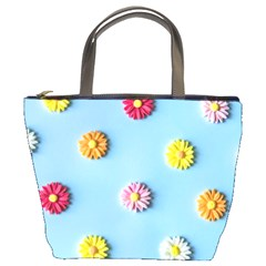 Daisy Bucket Bag by WensdaiAddamns