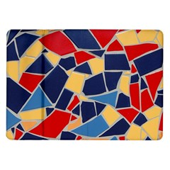 Pattern Tile Wall Background Samsung Galaxy Tab 10 1  P7500 Flip Case