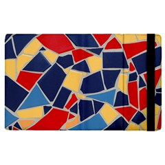 Pattern Tile Wall Background Apple Ipad Pro 12 9   Flip Case
