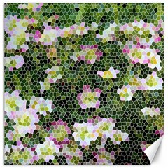 Mosaic Structure Pattern Background Canvas 20  X 20