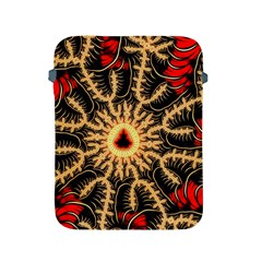 Fractal Julia Mandelbrot Art Apple Ipad 2/3/4 Protective Soft Cases by Pakrebo
