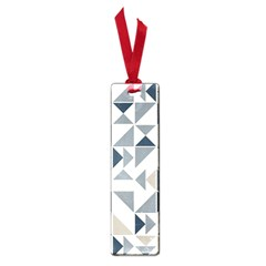 Geometric Triangle Modern Mosaic Small Book Marks