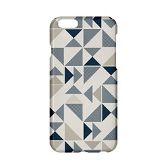 Geometric Triangle Modern Mosaic Apple Iphone 6/6s Hardshell Case
