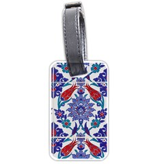 Art Artistic Ceramic Colorful Luggage Tags (two Sides)