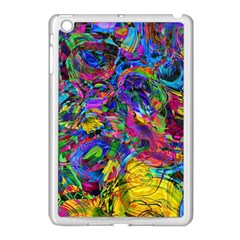Pattern Structure Background Apple Ipad Mini Case (white)