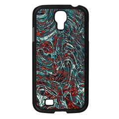 Pattern Structure Background Facade Samsung Galaxy S4 I9500/ I9505 Case (black)