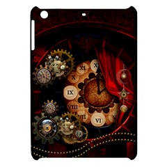 Steampunk, Wonderful Clockswork Apple Ipad Mini Hardshell Case