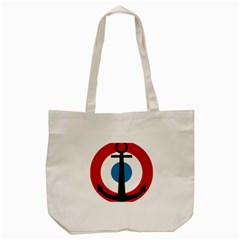 Roundel Of French Naval Aviation Tote Bag (cream)