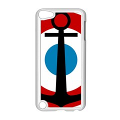 Roundel Of French Naval Aviation Apple Ipod Touch 5 Case (white)