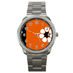 Flag Of Northern Territory Sport Metal Watch by abbeyz71