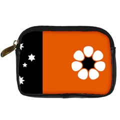Flag Of Northern Territory Digital Camera Leather Case